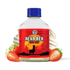 Dead Red Boss Shot - Flavour Boss