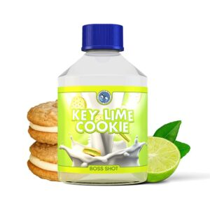 Key Lime Cookie Boss Shot - Flavour Boss