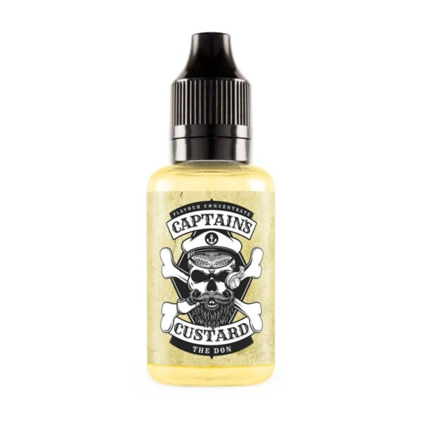 The Don Concentrate - Captain's Custard