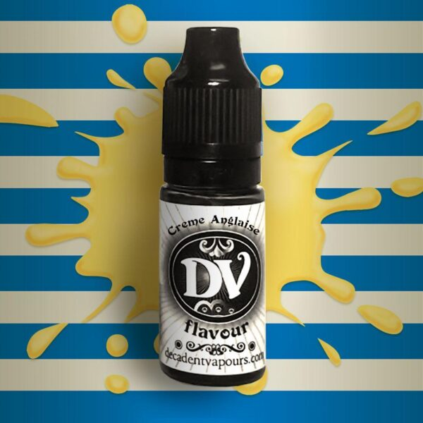 Creme Anglaise - Decadent Vapours