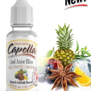 Cool Anise Bliss - Capella