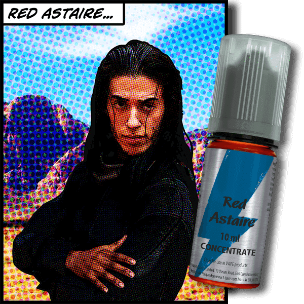 Red Astaire Concentrate - T-Juice