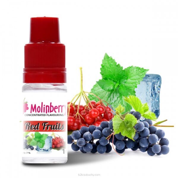 Red Fruits - Molinberry