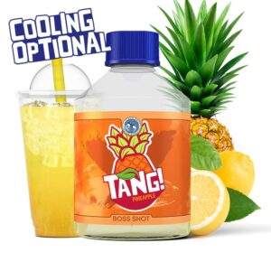 Tang! Pineapple Boss Shot - Flavour Boss