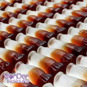 Root Beer Float Gummy Candy SC - Wonder Flavours