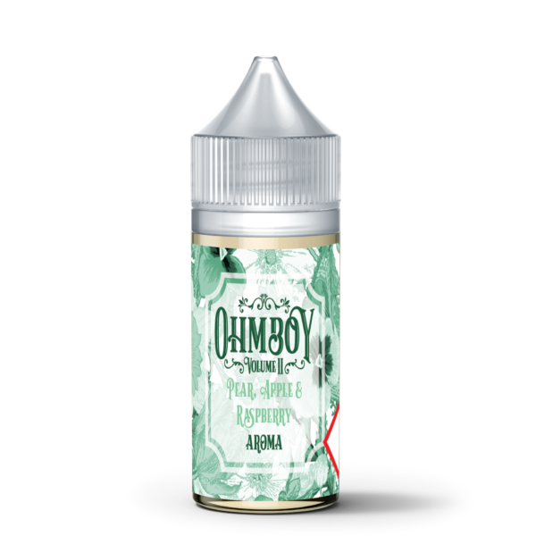 Pear, Apple & Raspberry Concentrate - Ohm Boy